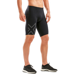 2XU Aspire Compression Shorts Heren, yellow